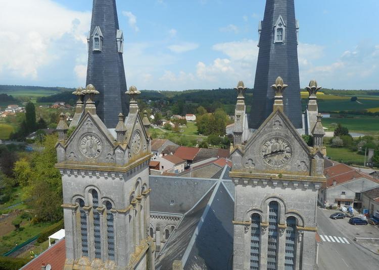 Venez Visiter Une église Du Xixème Siècle à Deux Clochers ! à Euville