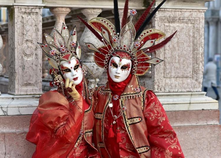 Un défilé comme à Venise à Marssac sur Tarn