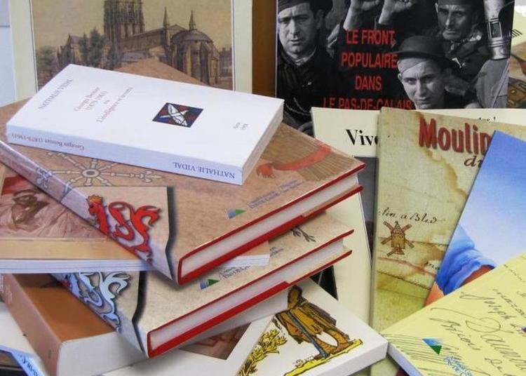 Vente De Livres Dédiés à L'histoire Et Au Patrimoine à Dainville