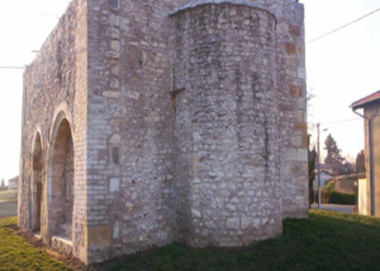 Achat et gravure des tuiles du futur toit de la chapelle à Saint Didier de Formans