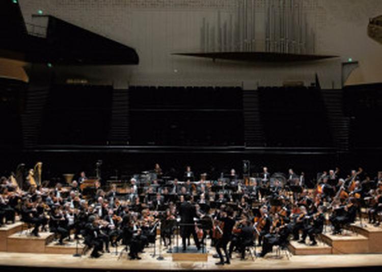 Vents Russes / Musiciens De L'Orchestre National D'Île-De-France - Denisov, Khrennikov, Taneïev... à Paris 19ème