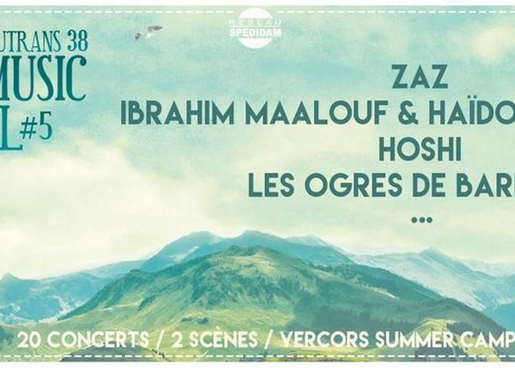 Vercors Music Festival - Pass 3 Jours à Autrans