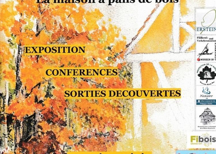 Vernissage De L'exposition Du Bois Jusqu'au Toit à Erstein