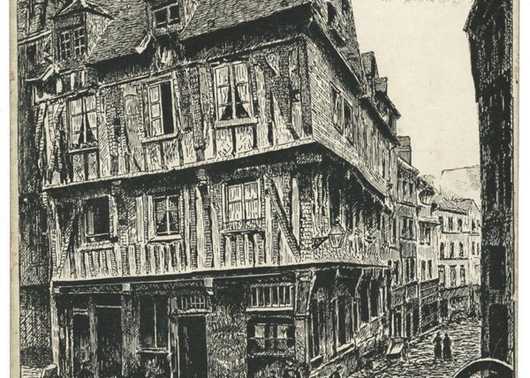 Vernissage De L'exposition La Maison Devenue Musée. Xve-xxie Siècle à Rouen