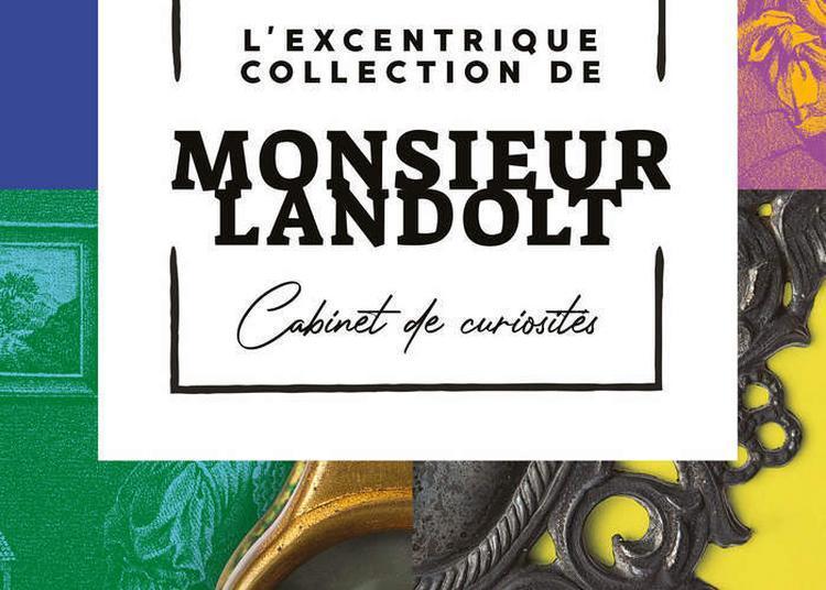 Vernissage De L'exposition « L'excentrique Collection De Monsieur Landolt » à Morez