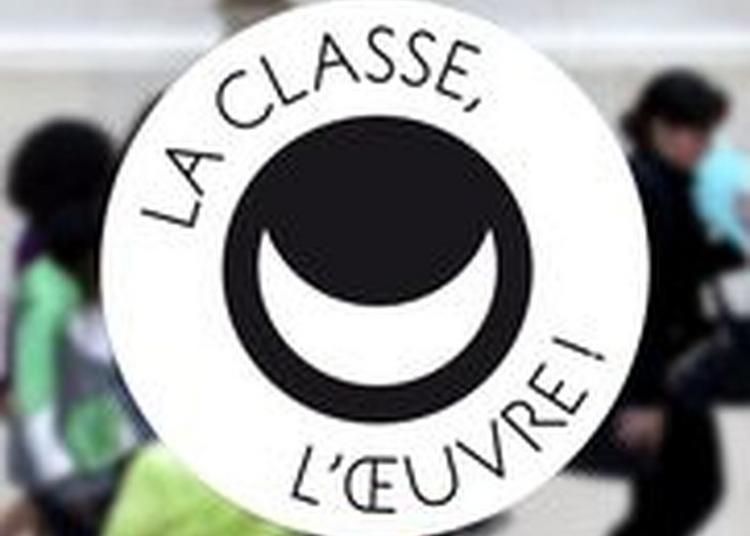 Vernissage Du Dispositif La Classe, L'oeuvre à Saint Dié des Vosges