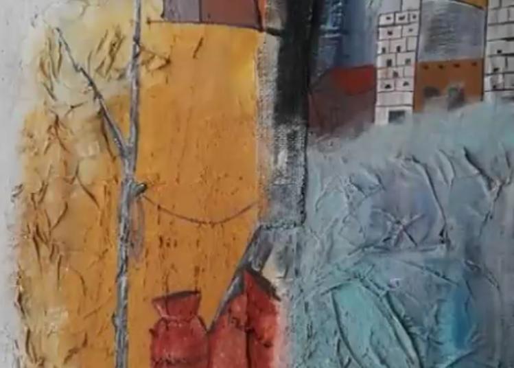 Vernissage Exposition de Peintures de Jean Silon dit