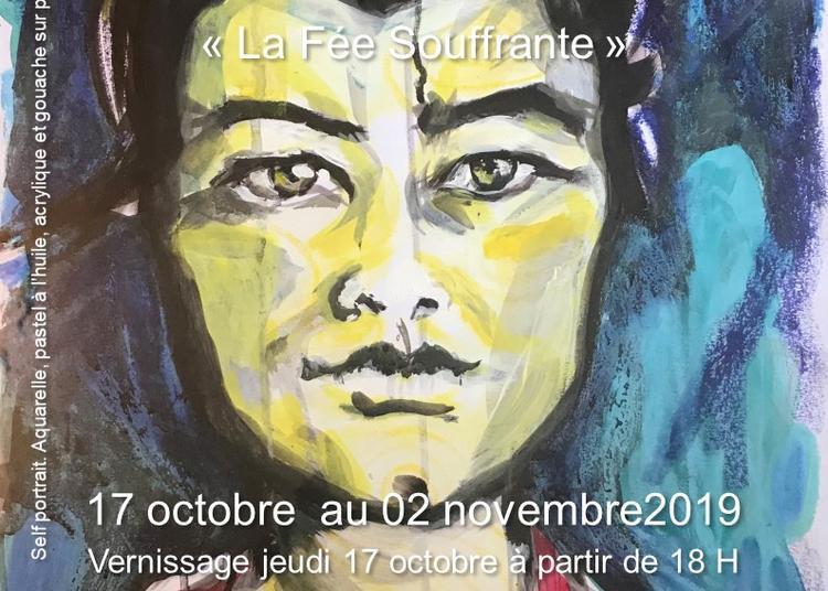 Vernissage Exposition « La Fée souffrante » de Brisa Roché à Paris 5ème