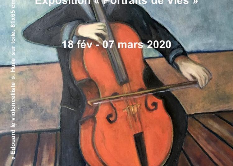 Vernissage Exposition « Portraits de vies » à Paris 5ème
