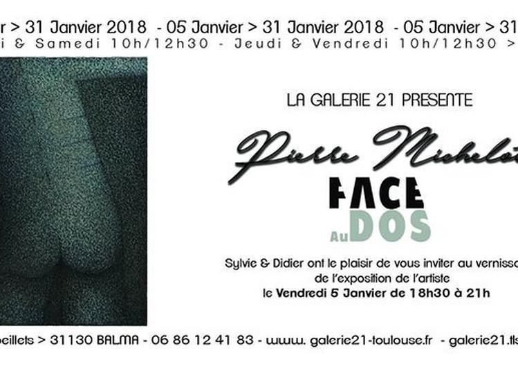 Face au Dos de Pierre Michelot à Balma