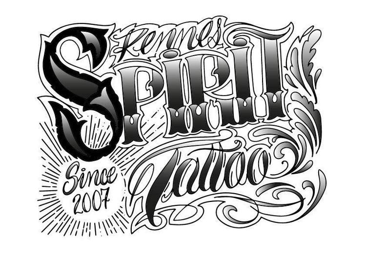 Vernissage Spirit Tatoo à Rennes
