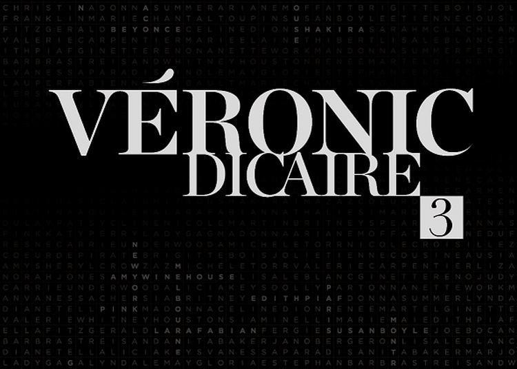 Véronic Dicaire à Bressuire