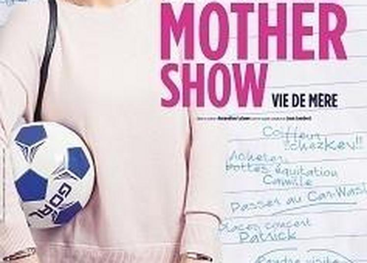 Veronique Gallo Dans The One Mother Show à Aix en Provence