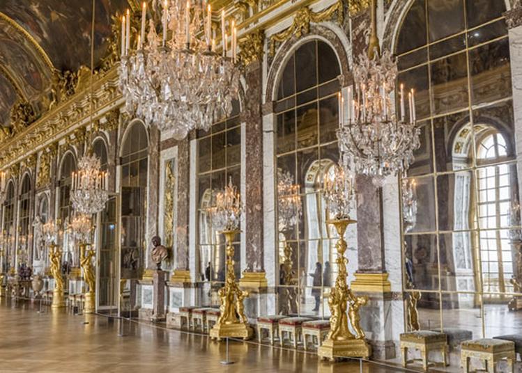 Versailles Classique-Visite Guidée