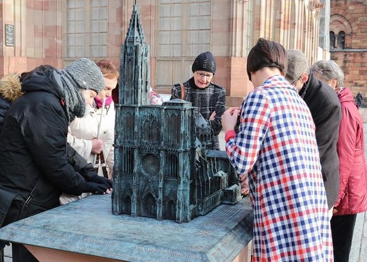 Vertige De La Cathédrale à Strasbourg