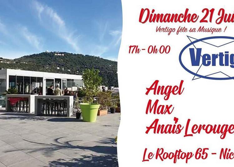 Vertigo Fête Sa Musique ! à Nice