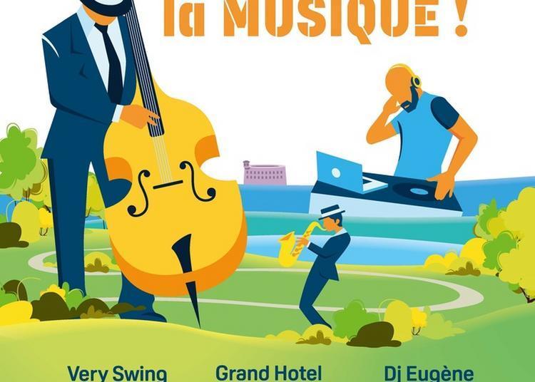 Very Swing // Dj Eugène De Rastignac // Grand Hotel à La Rochelle
