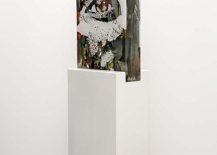 Vhils : Momentum, exposition @ la galerie Danysz à Paris 11ème
