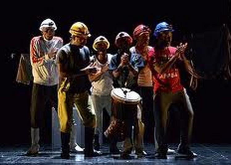 Via Katlehong Dance à Aix en Provence