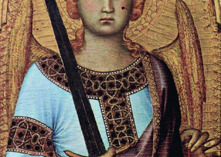 Viaggio Terrestre e celeste de Simone Martini à Avignon