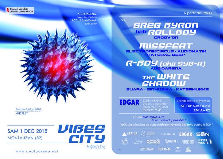 Vibes City 2018 à Montauban