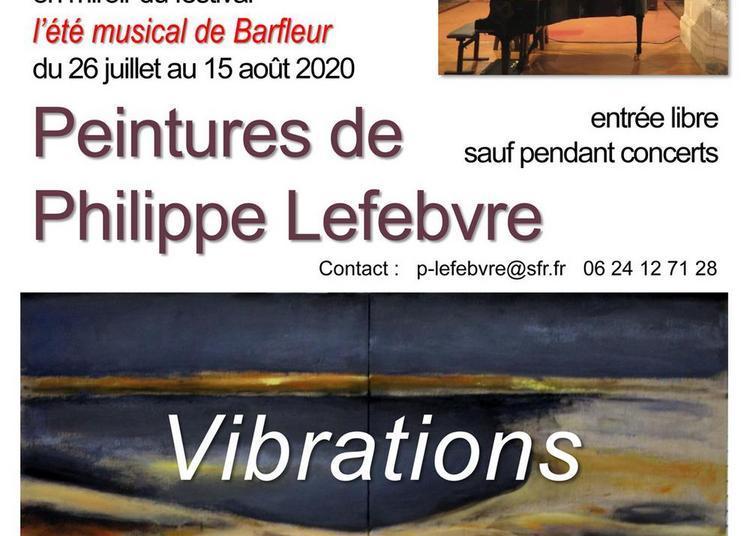 Vibrations à Barfleur