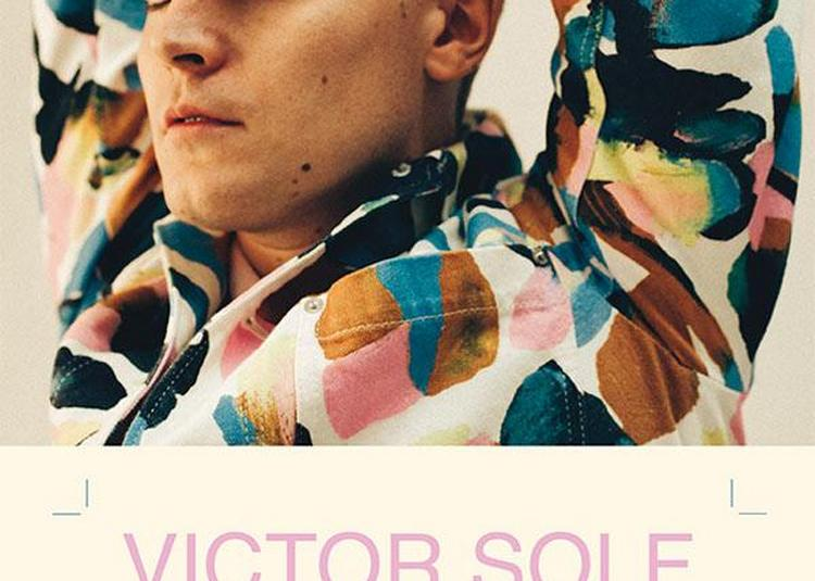 Victor Solf à Paris 3ème