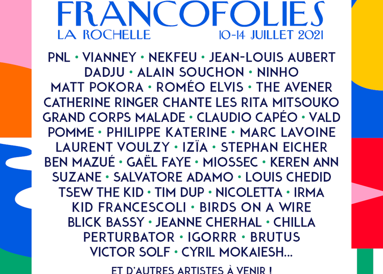 Victor Solf - Report à La Rochelle