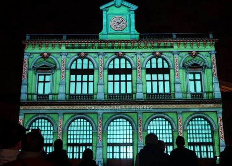 Sur le Pouce 3: Dans les coulisses du Vidéo-Mapping à Lille