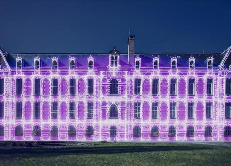 Video Mapping Festival #2 - Château-Thierry à Chateau Thierry