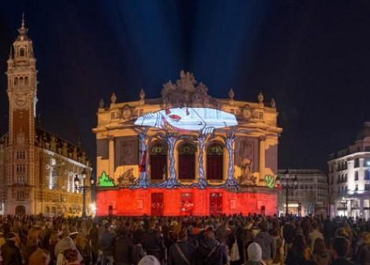 Video Mapping Festival #2 : Rencontres avec les artistes et Video Mapping Awards à Lille
