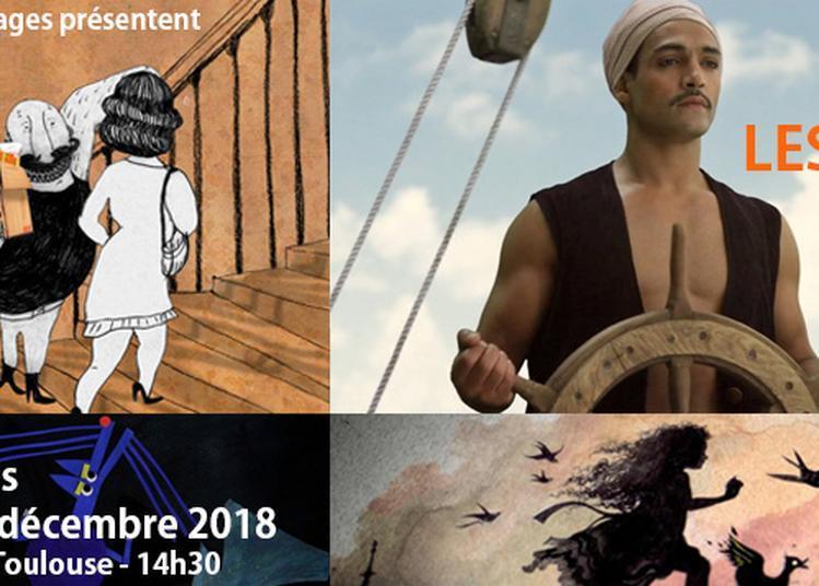 Vidéo Mômes des Vidéophages à Toulouse