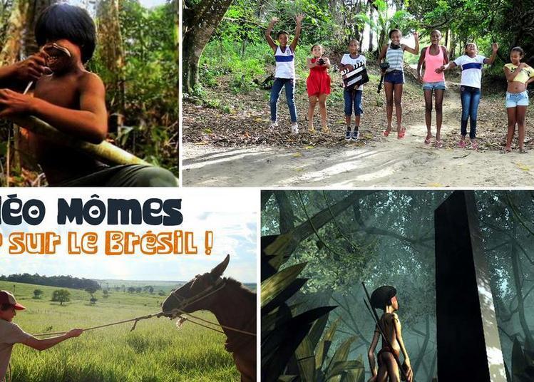 Vidéo Mômes : projection de courts-métrages pour les enfants à Toulouse