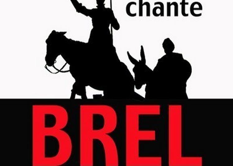 Viel Chante Brel à Paris 4ème