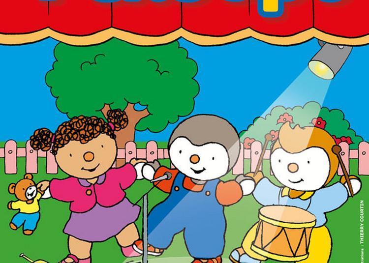 Viens Chanter Avec T'Choupi ! à Ploemeur