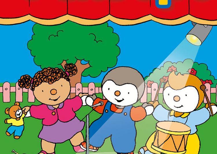 Viens Chanter Avec T'Choupi à Pau