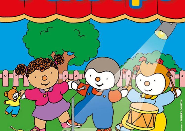 Viens Chanter Avec T'Choupi ! à Clermont Ferrand