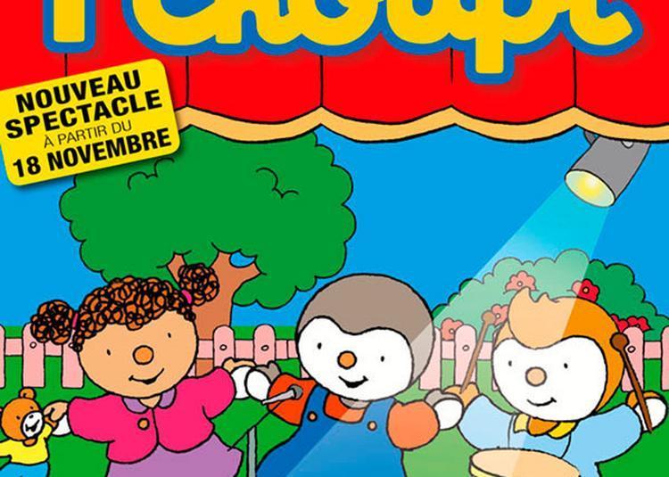 Viens Chanter Avec T'Choupi! à Paris 10ème