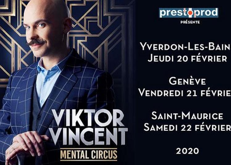 Viktor Vincent à Belley