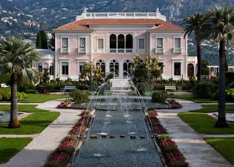 Villa & Jardins Ephrussi à Saint Jean Cap Ferrat