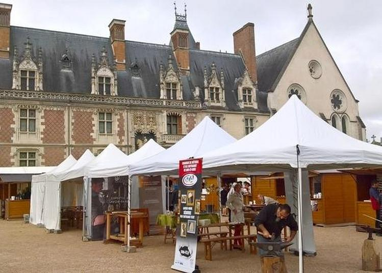 Village International Des Artisans D'art à Blois