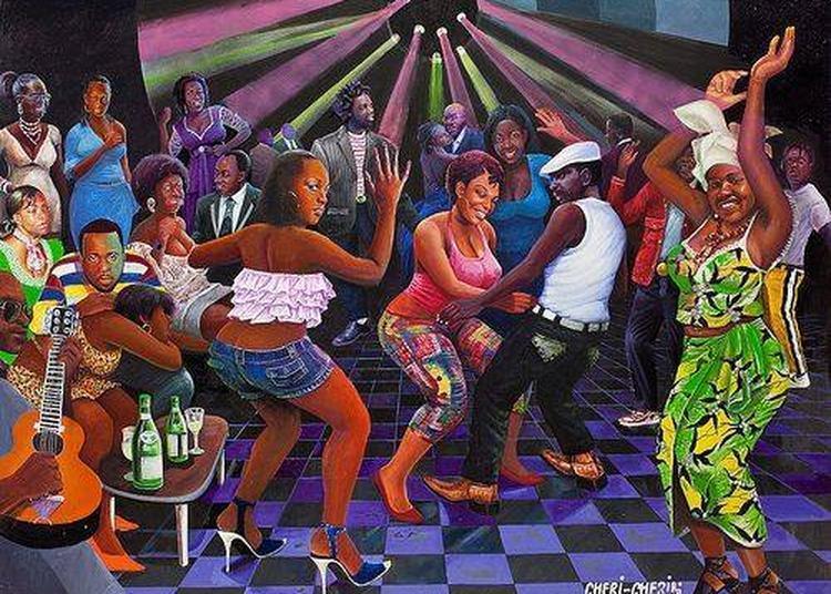 Villette Tropicale - Soirée Afro-latino à Paris 19ème