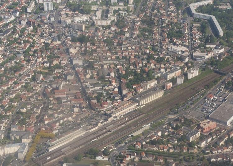 Villiers-le-bel : Un Quartier De La Gare à L'urbanisme Emblématique à Villiers le Bel