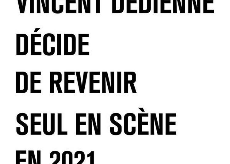 Vincent Dedienne à Cenon