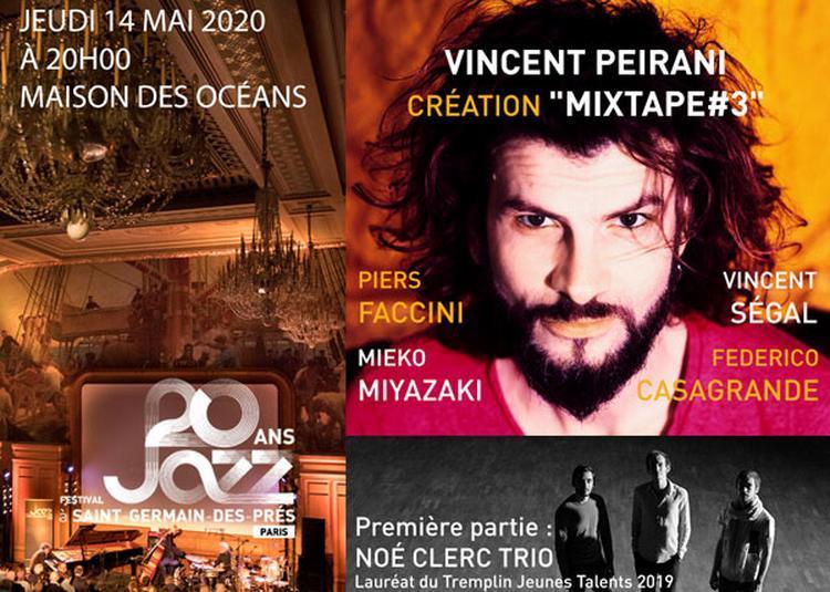Vincent Peirani mixtape#3 à Paris 5ème