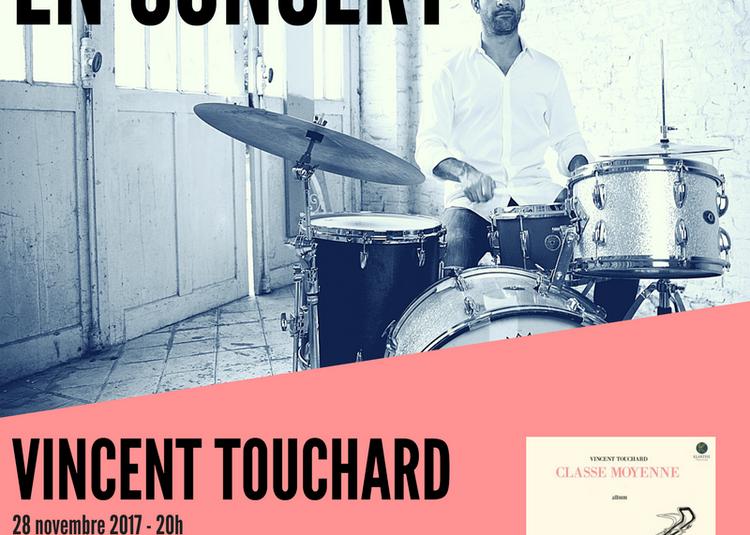 Vincent Touchard Quintet à Paris 11ème