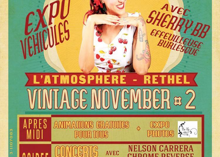 Vintage November #2 à Rethel