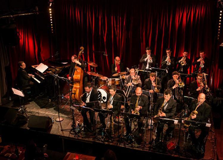 Vintage Orchestra à Paris 1er