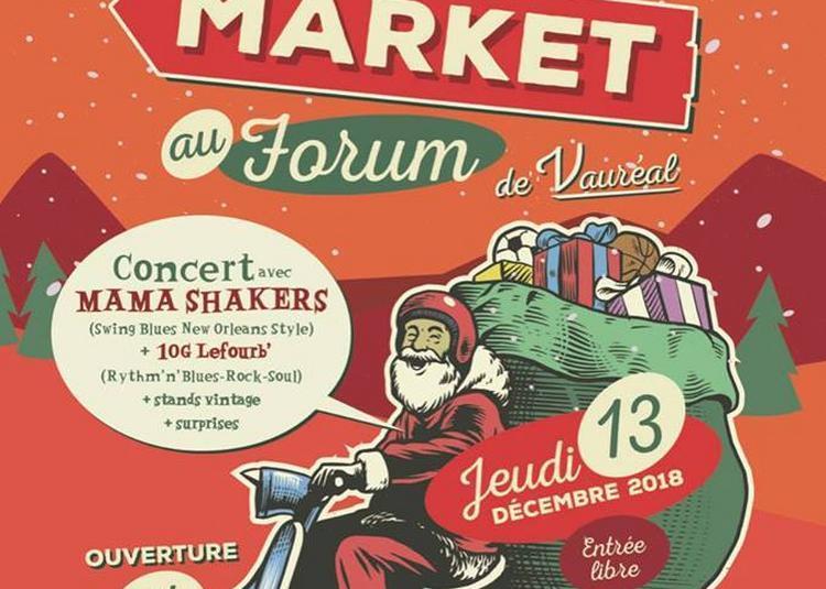Vintage Xmas Market à Vaureal