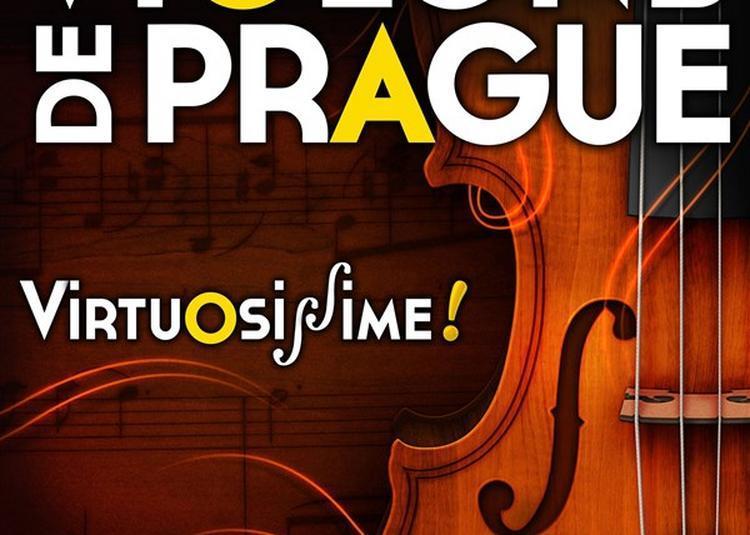 Violons De Prague à Dijon